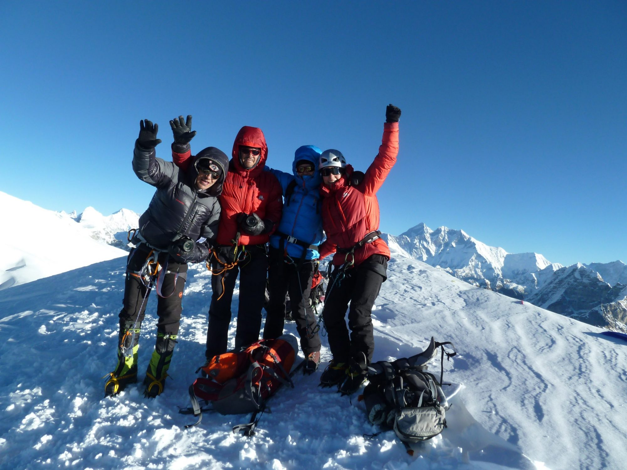 8000 Expedition Trip