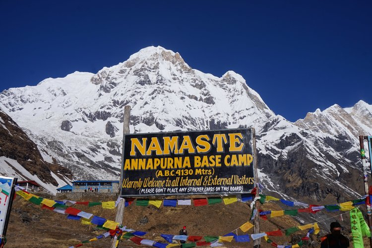 Annapurna Base Camp-Sunrise-8000 Expeditions